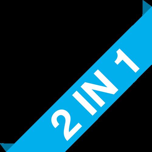 2 in 1